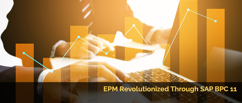 EPM Revolutionized Through SAP BPC 11