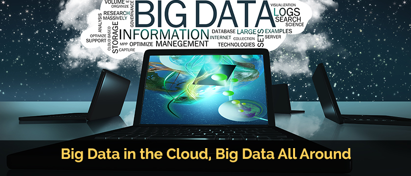 Big Data in the Cloud, Big Data All Around