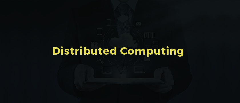 Distributing computing